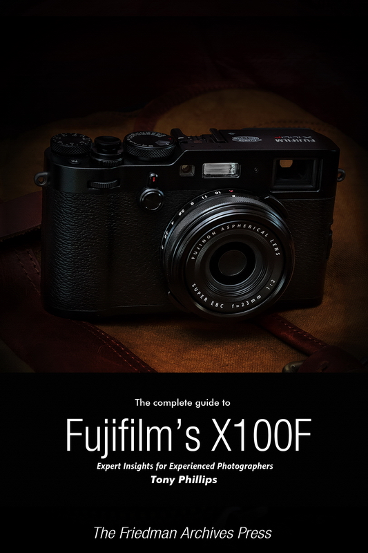 The Complete Guide to Fujifilm's X100F