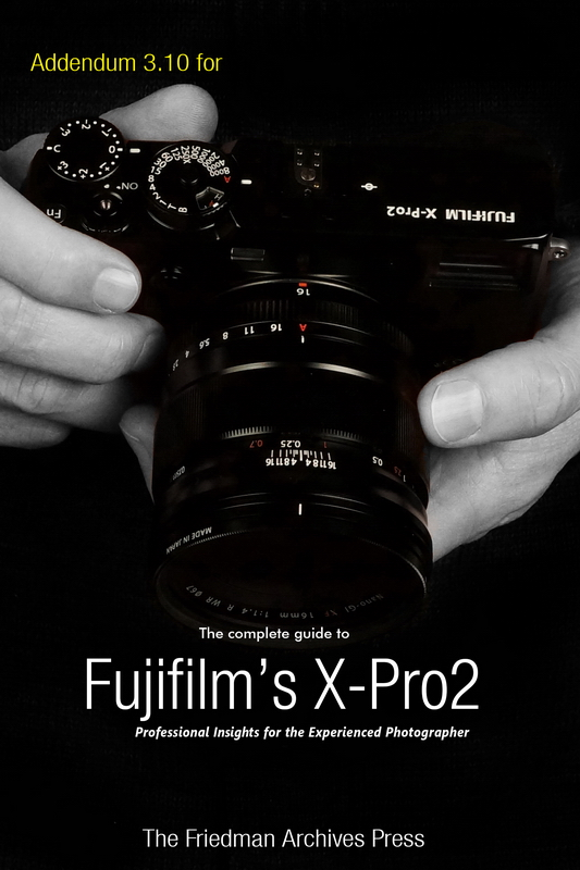 The complete guide to fujifilms x pro2 tony phillips photography x pro2 addendum 310 ebook fandeluxe Images